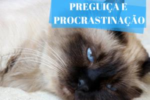 Preguiça e Procrastinação